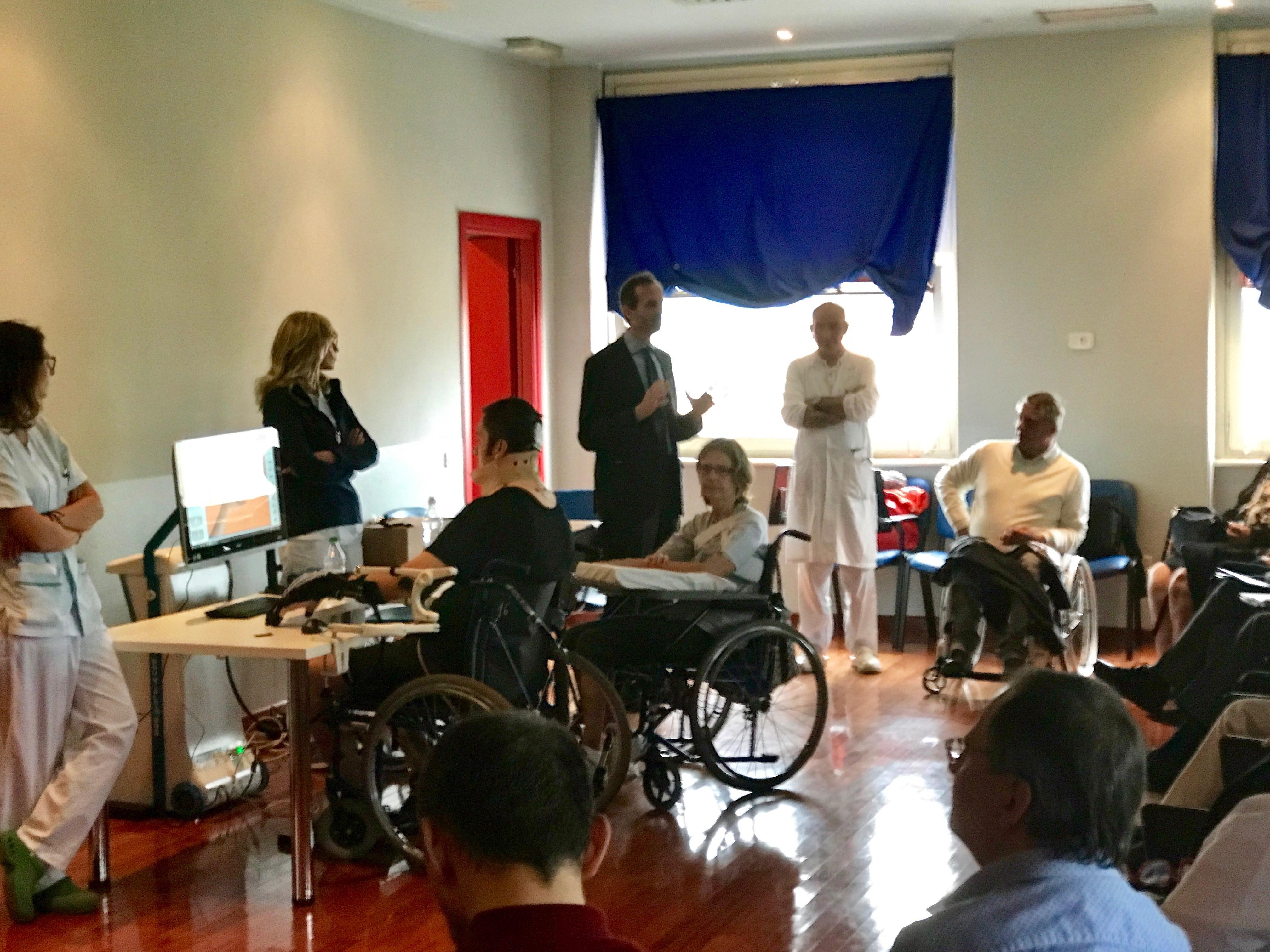 Rotary Gavi Libarna capofila per l Italia della donazione al ... 0fc6ff155e3d